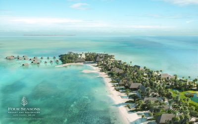 Official Release: Four Seasons Announces Plans for Luxury Resort in Belize